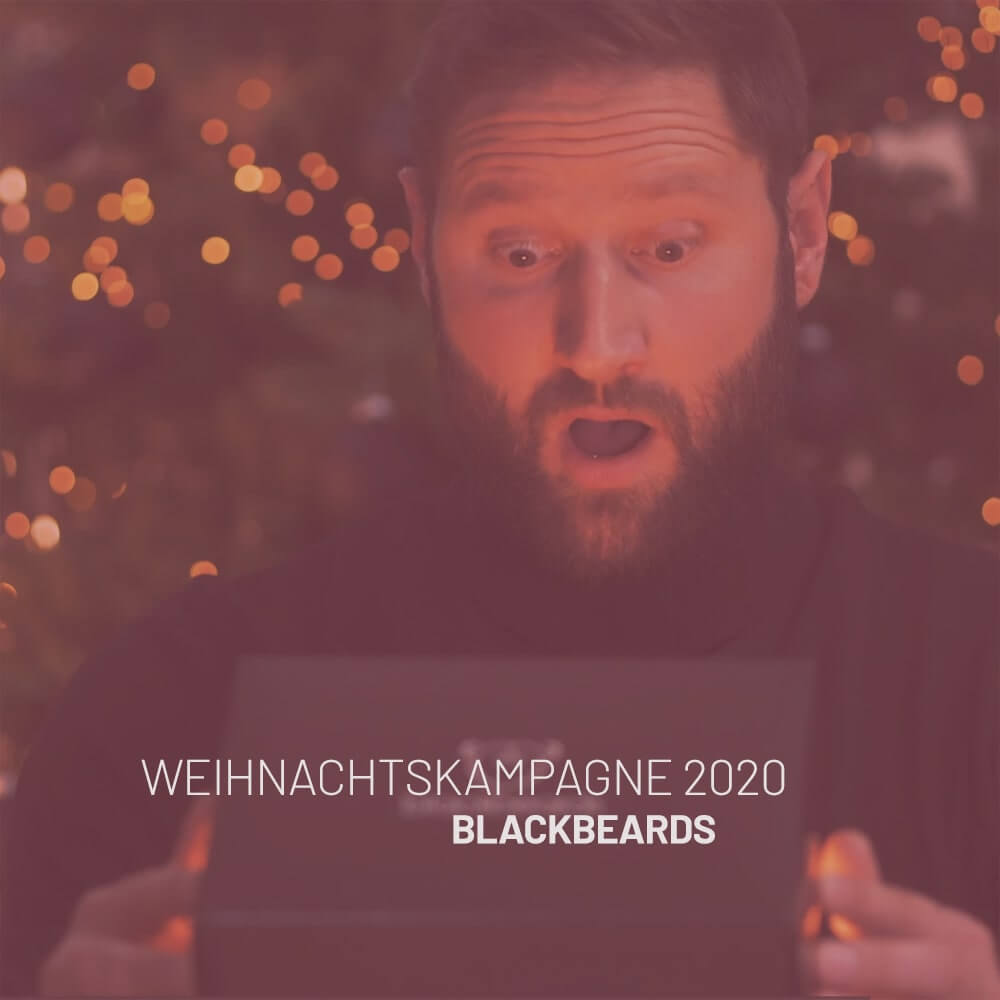 Blackbeards Weihnachtskampagne 2020