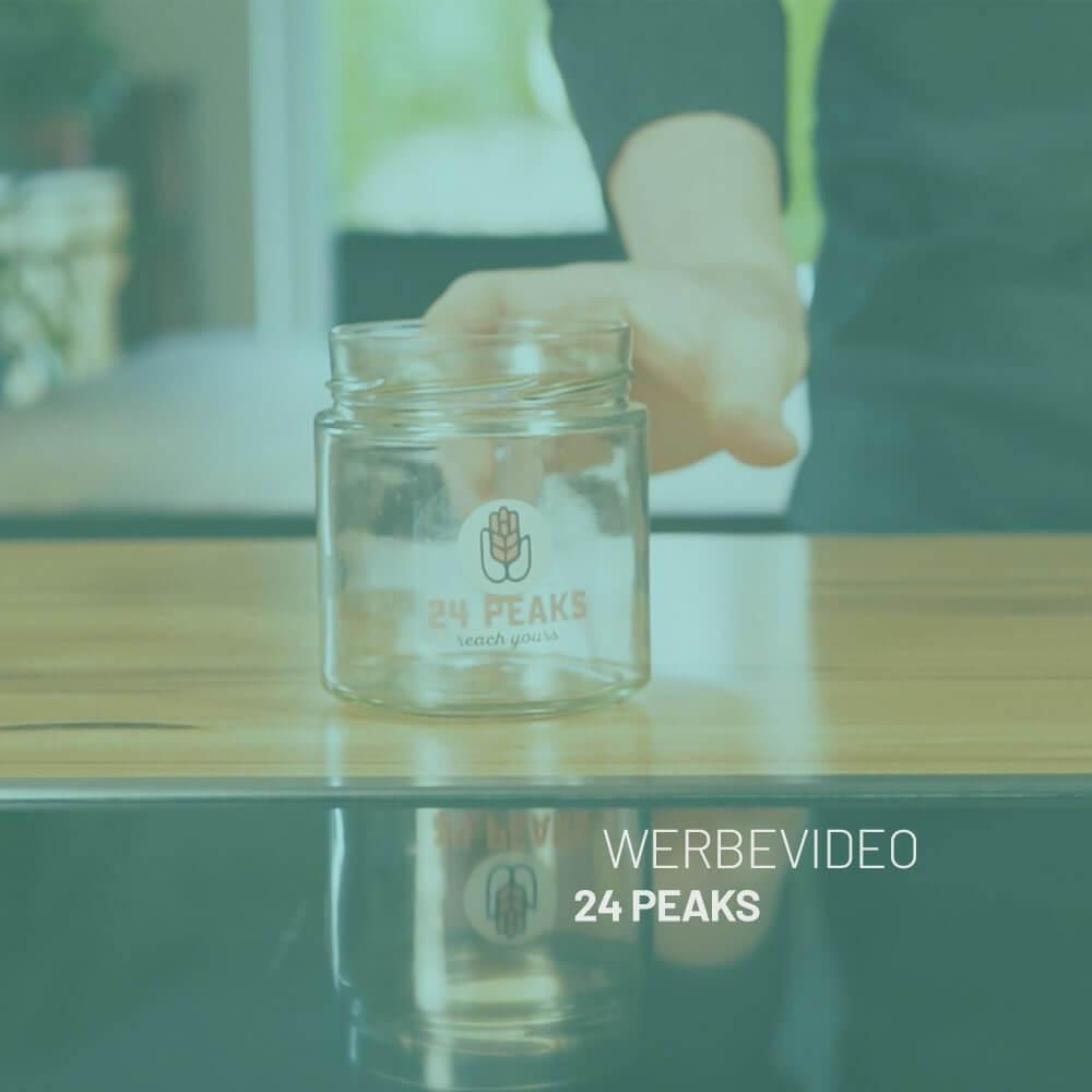 Produkt Werbevideo Rosenheim