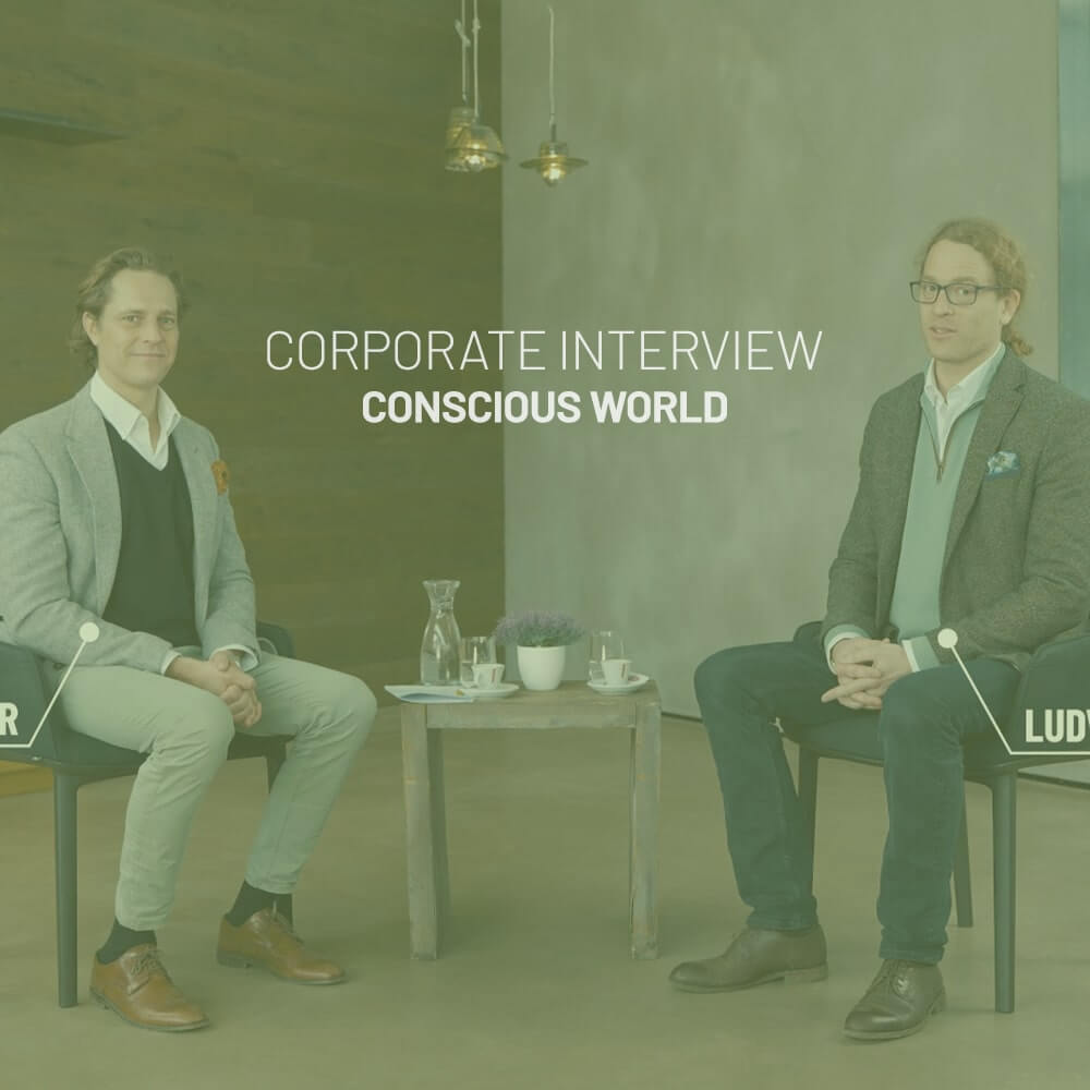 Corporate Interview Video Conscious World Raubling